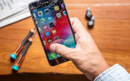 serwis iPhone'ów