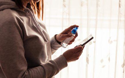 wymiana szybki w iPhonie