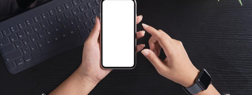 wymiana ekranu w iPhonie